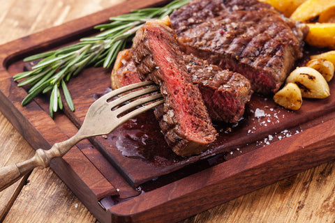 8 best foods to build your muscle - beef