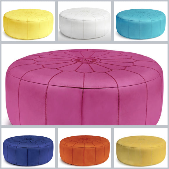 Giant Poufs / Ottomans