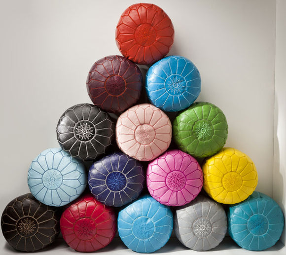 Marrakech Poufs