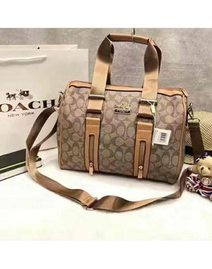 009 Triple A COACH Doctors Bag MEDIUM SIZE