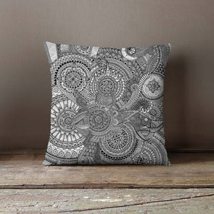 Mandala Pillowcase Meditation Yoga Decorative - Asili Interiors