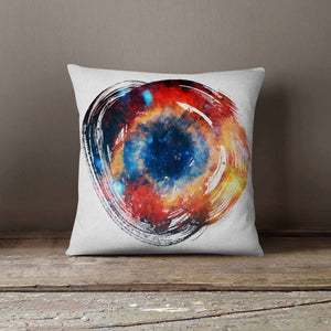 Space Brushstroke Pillowcase | Decorative Throw - Asili Interiors