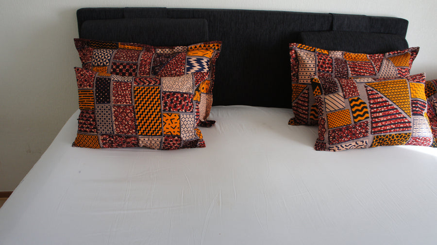 Ankara Duvet Cover set