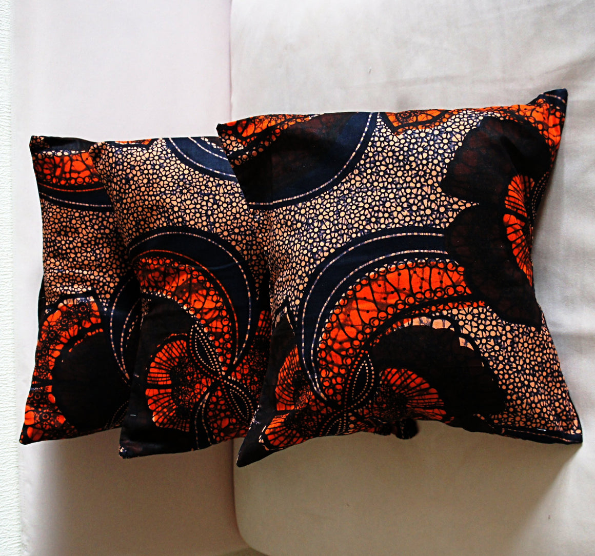 Cushion cover - Asili Interiors