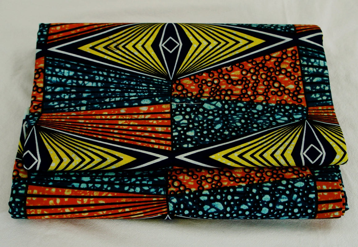 Ankara fabric - Asili Interiors