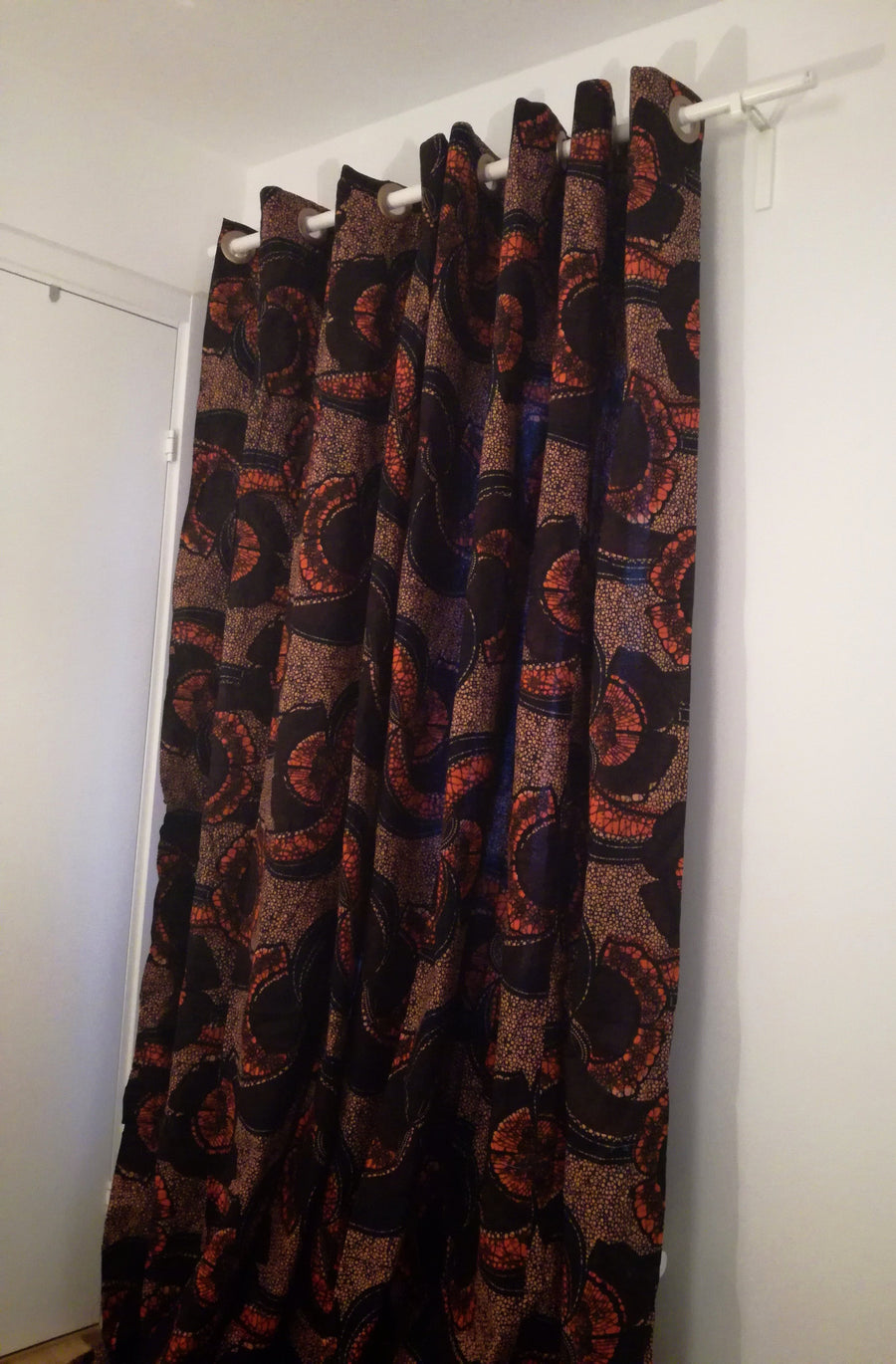 Kitenge Curtains