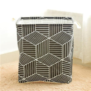 Waterproof Thicken Laundry Clothes Storage Basket - Asili Interiors