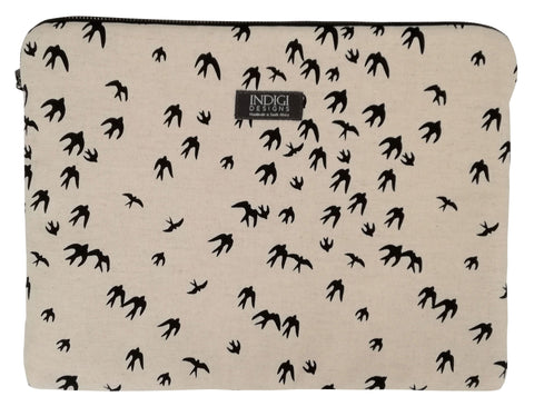 Digital Memphis Mint Laptop Sleeve 13 Inch