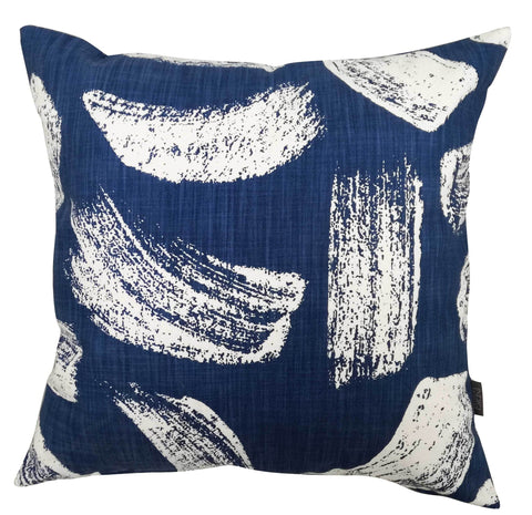 Kuba Kuba Black Cushion Cover
