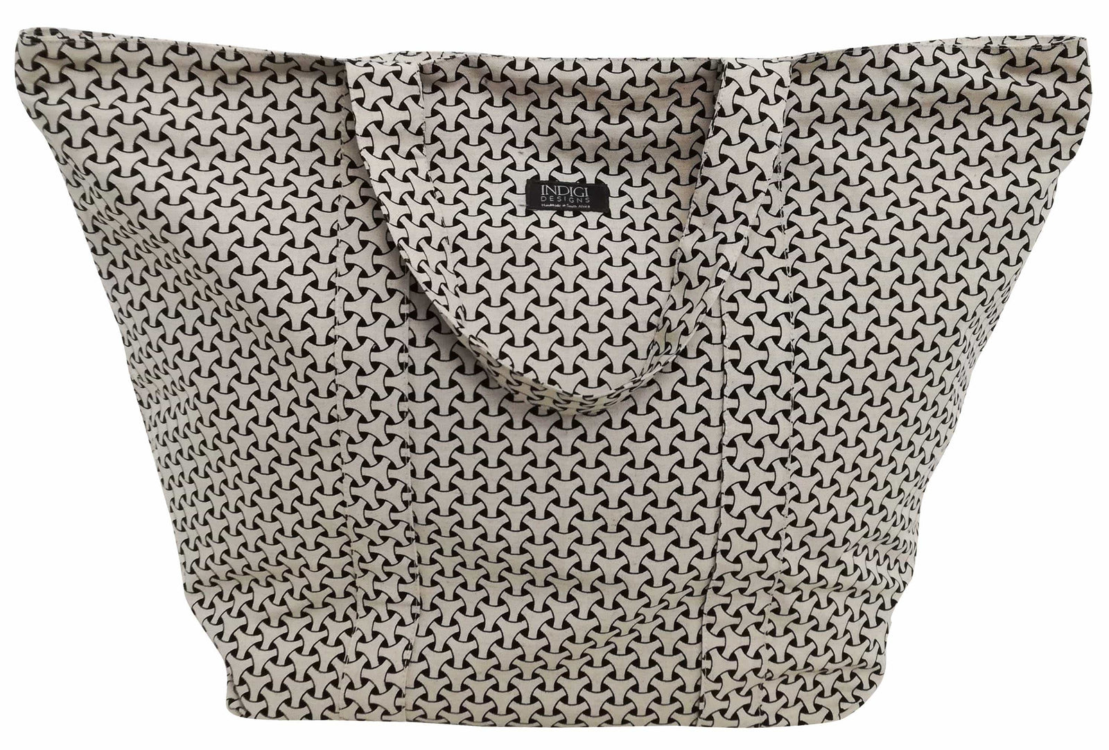 Leisure Bag Dogon Weave Black