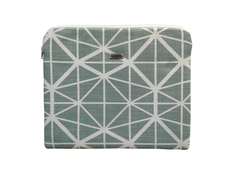 Facet Duck Egg Laptop Sleeve 15 Inch