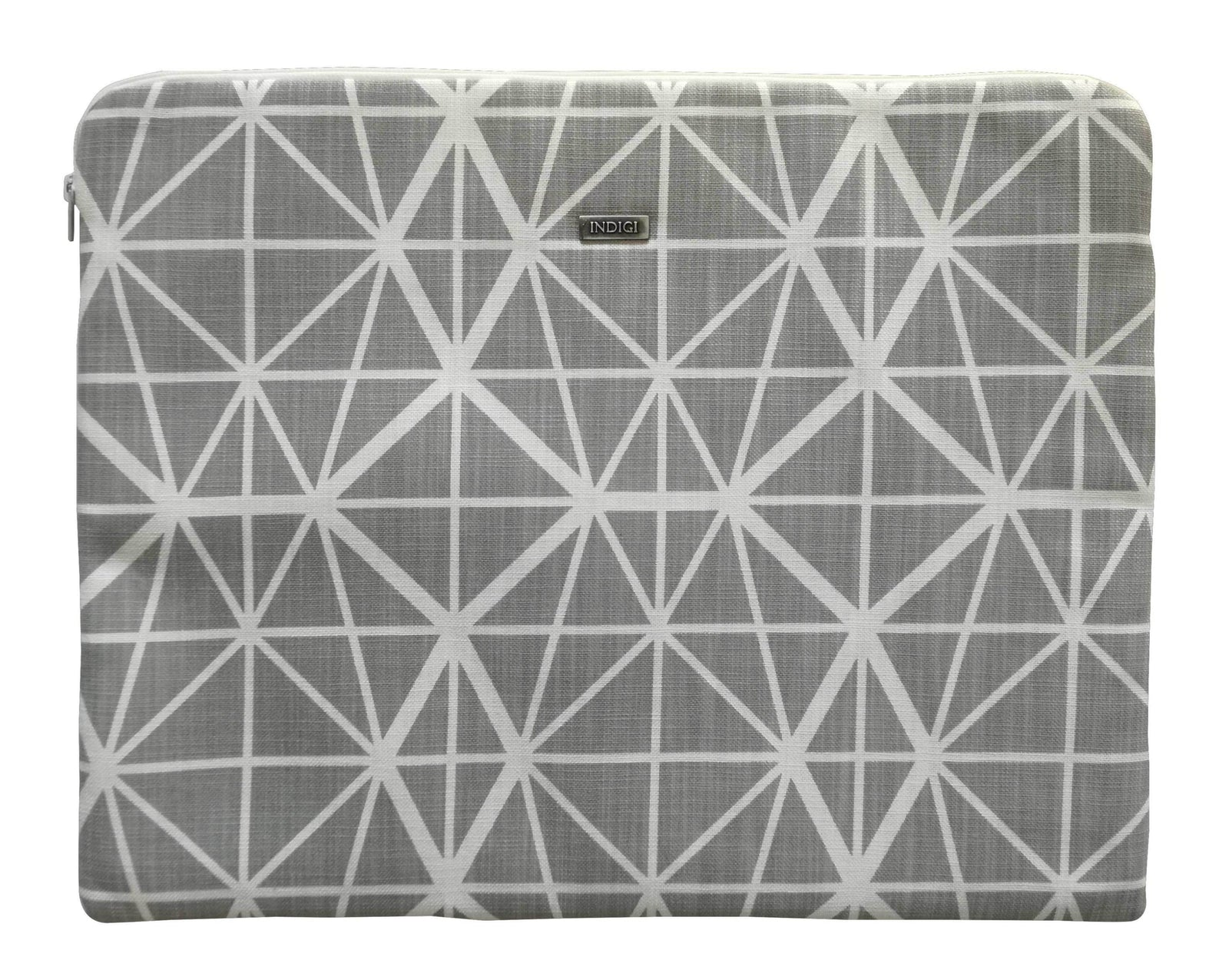 Facet Grey Laptop Sleeve 15 Inch