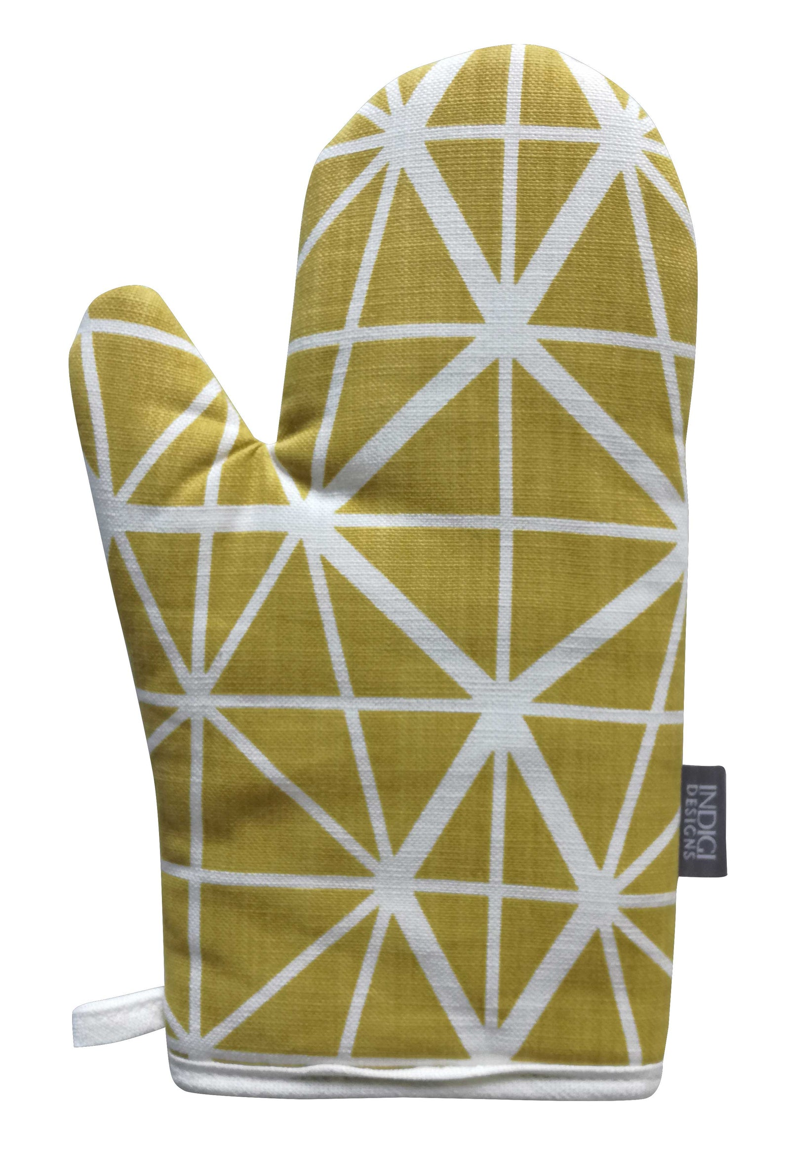 Facet Harvest Oven Glove