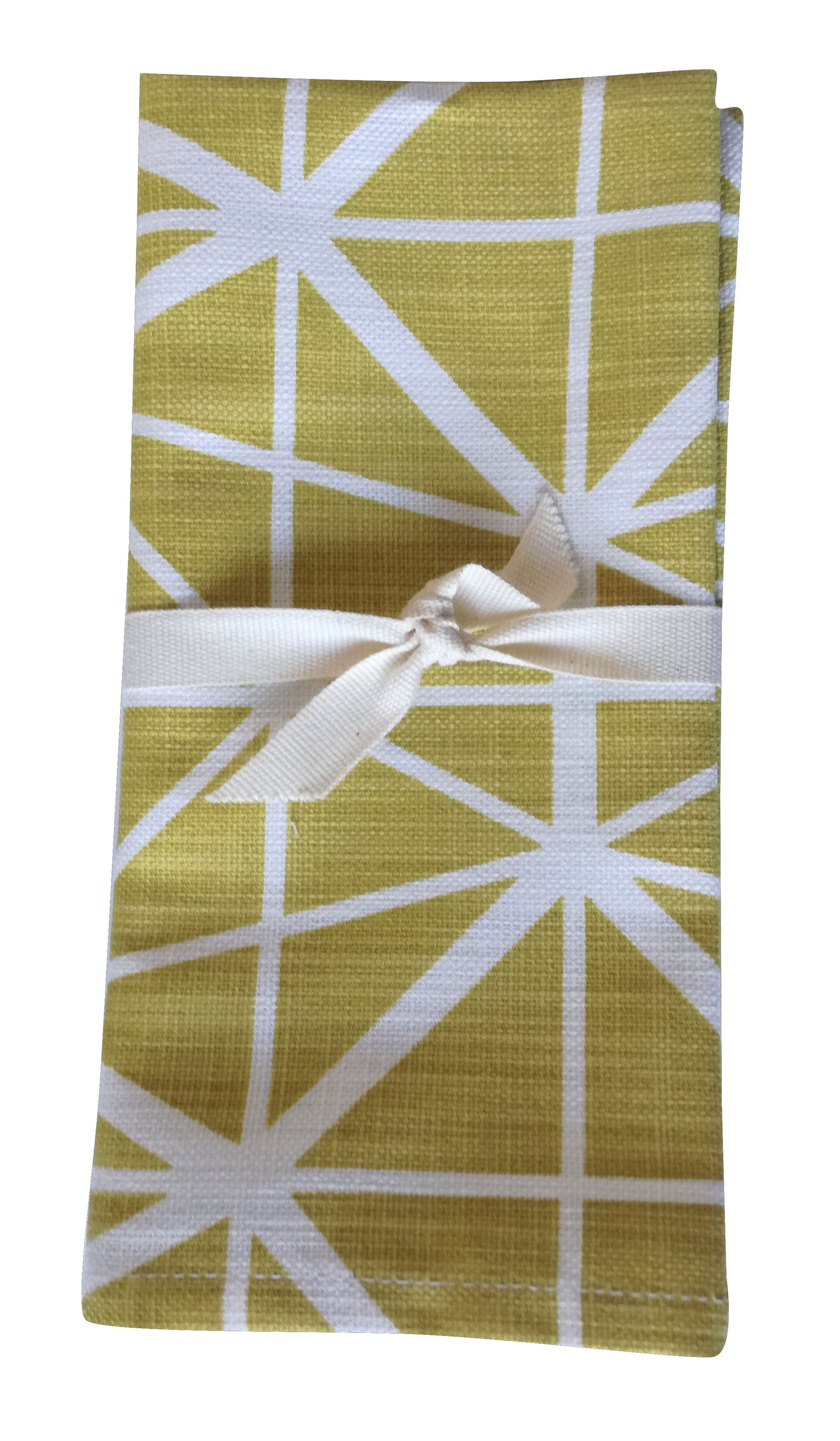 Facet Harvest Napkin Set