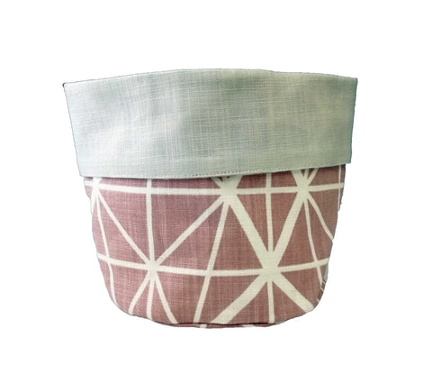 Lilium White Soft Bucket