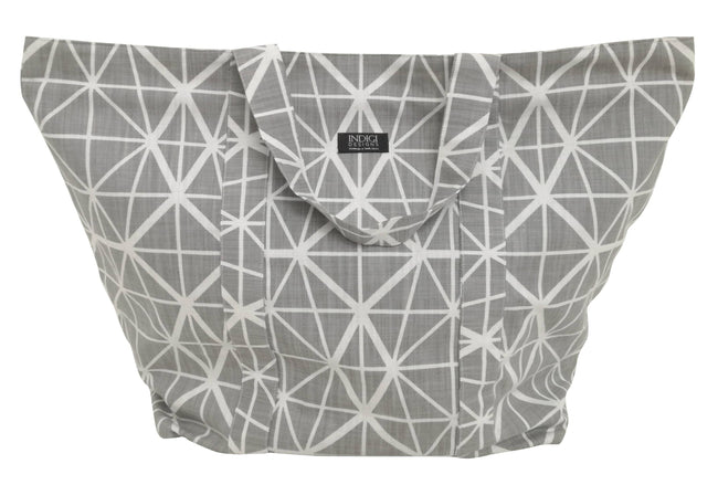 Leisure Bag Facet Grey