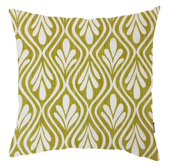 Henna Harvest Cushion Cover