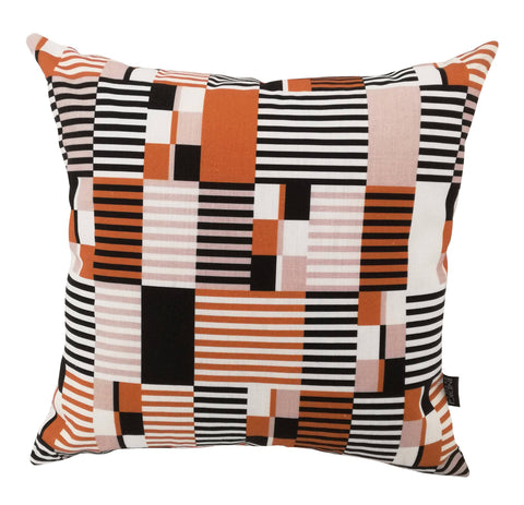 Conebush Terracotta Cushion Cover
