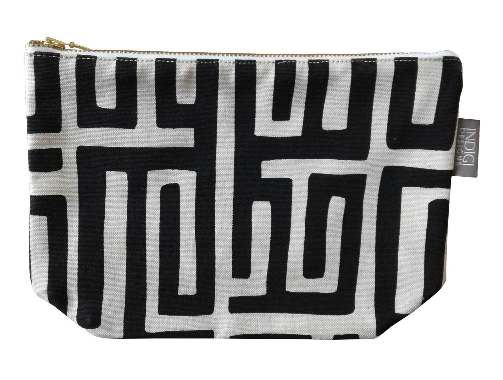 Kuba Kuba Black Pouch Large