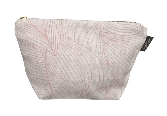 Lilium Nude Pink Cosmetic Bag Large