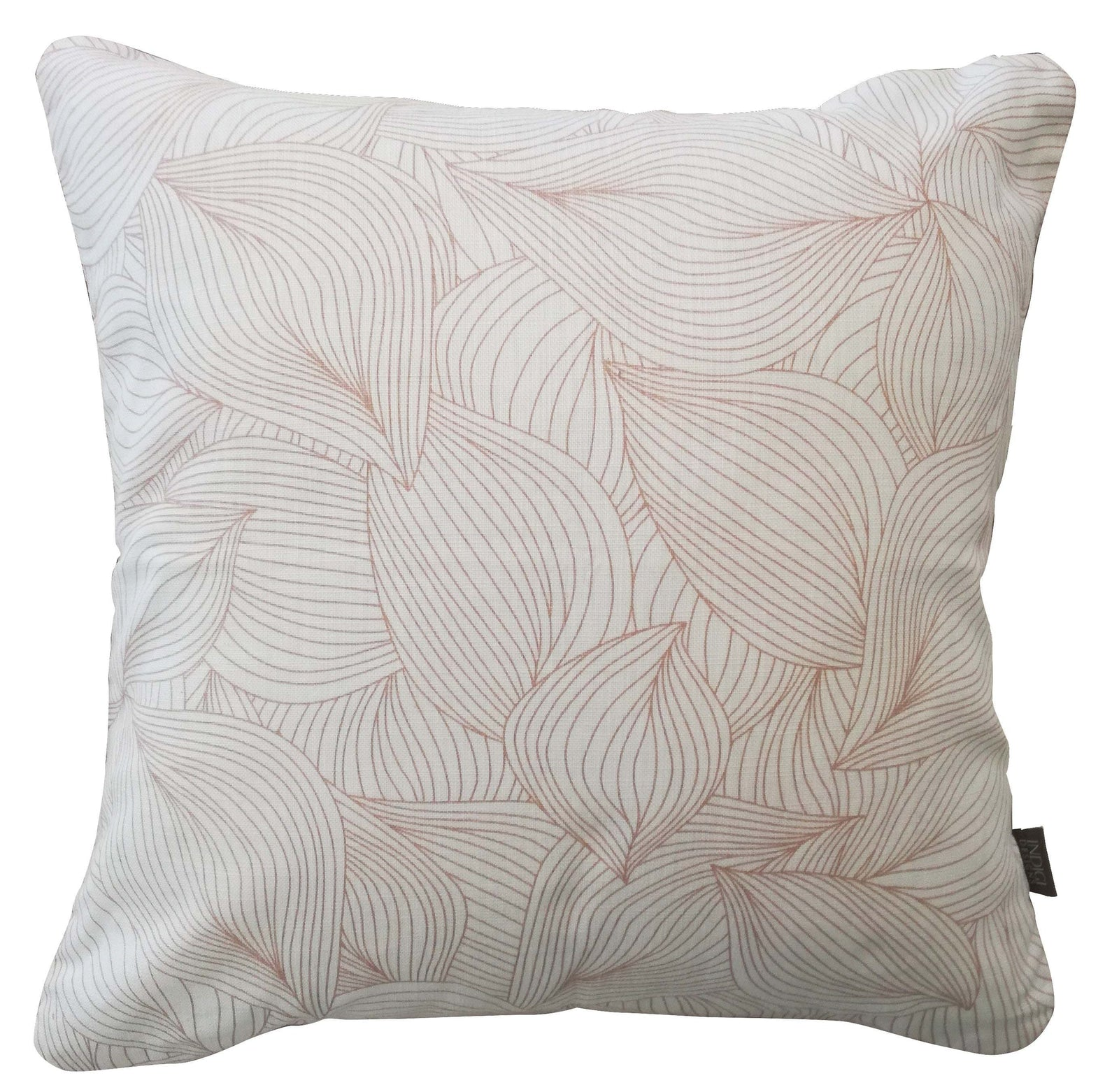 Lilium Nude Pink Cushion Cover