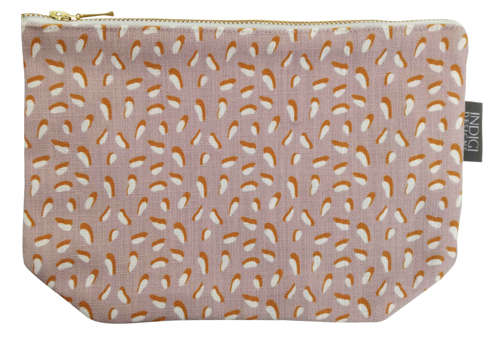 Memphis Nude Pink Pouch Large