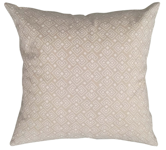Shoowa White Cushion Cover