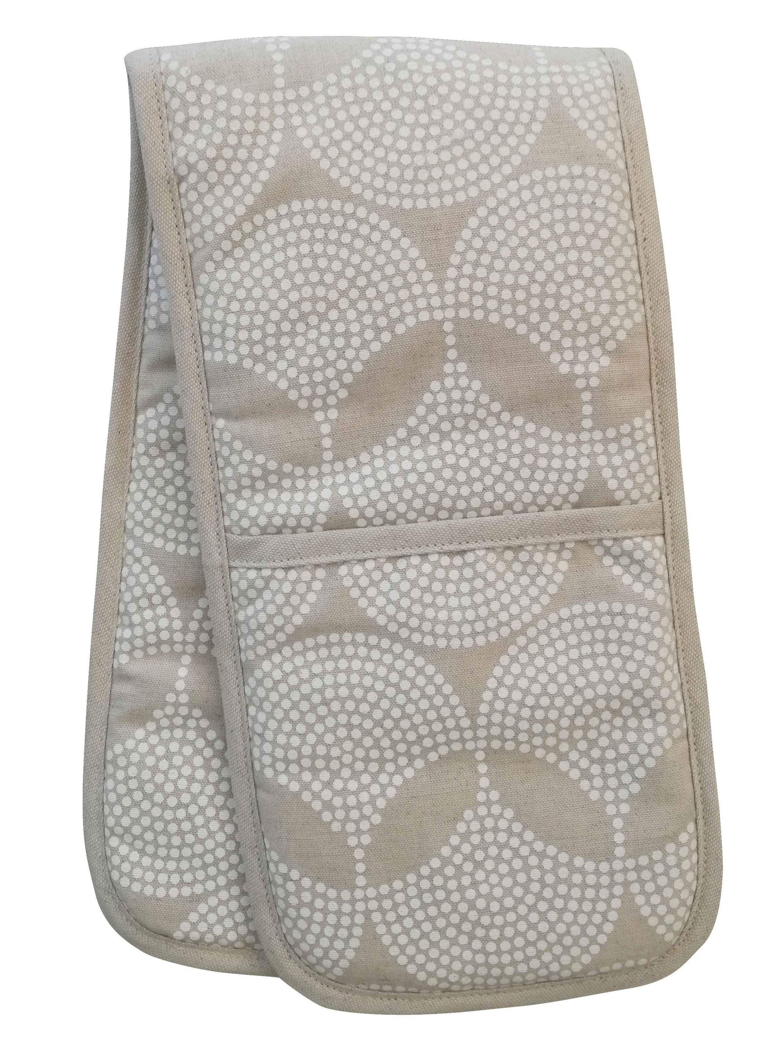 Sunset Radiance White Double Oven Glove