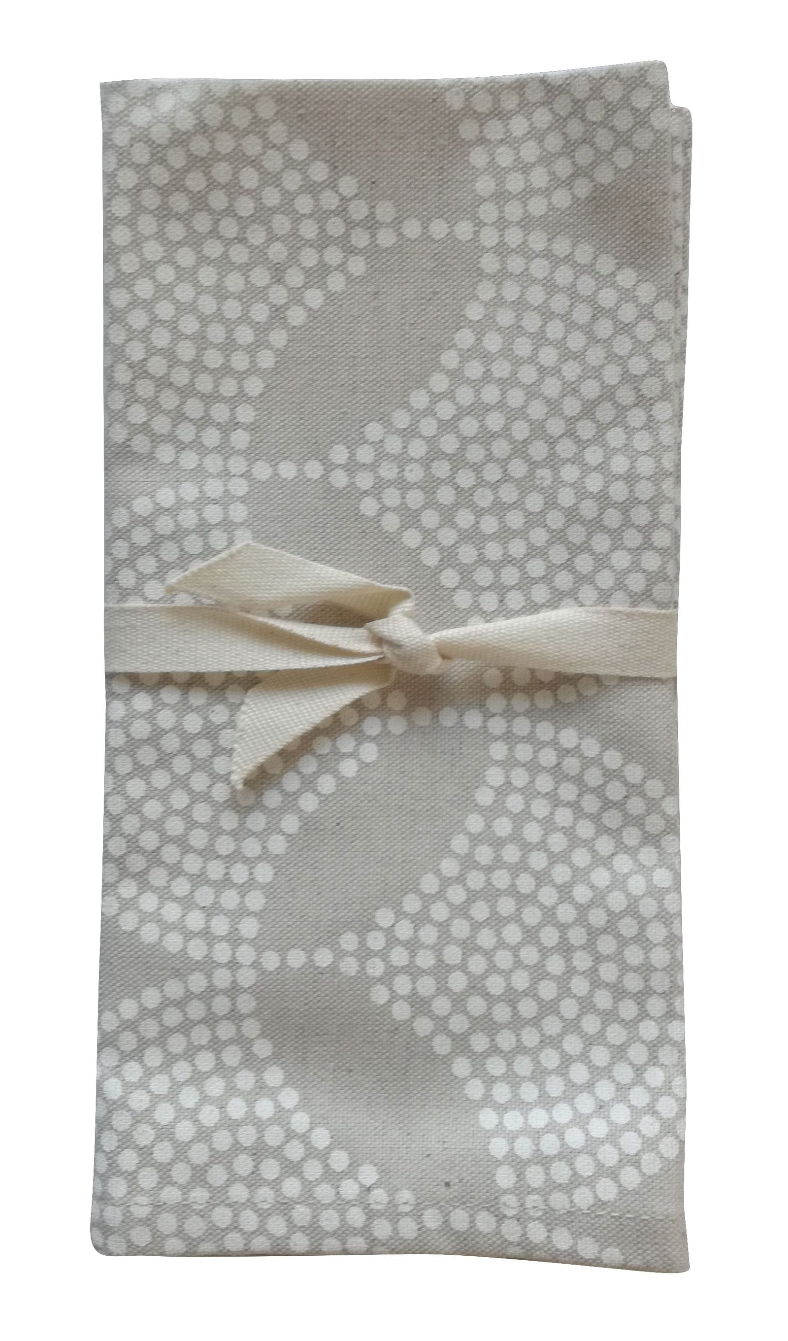 Sunset Radiance White Napkin Set