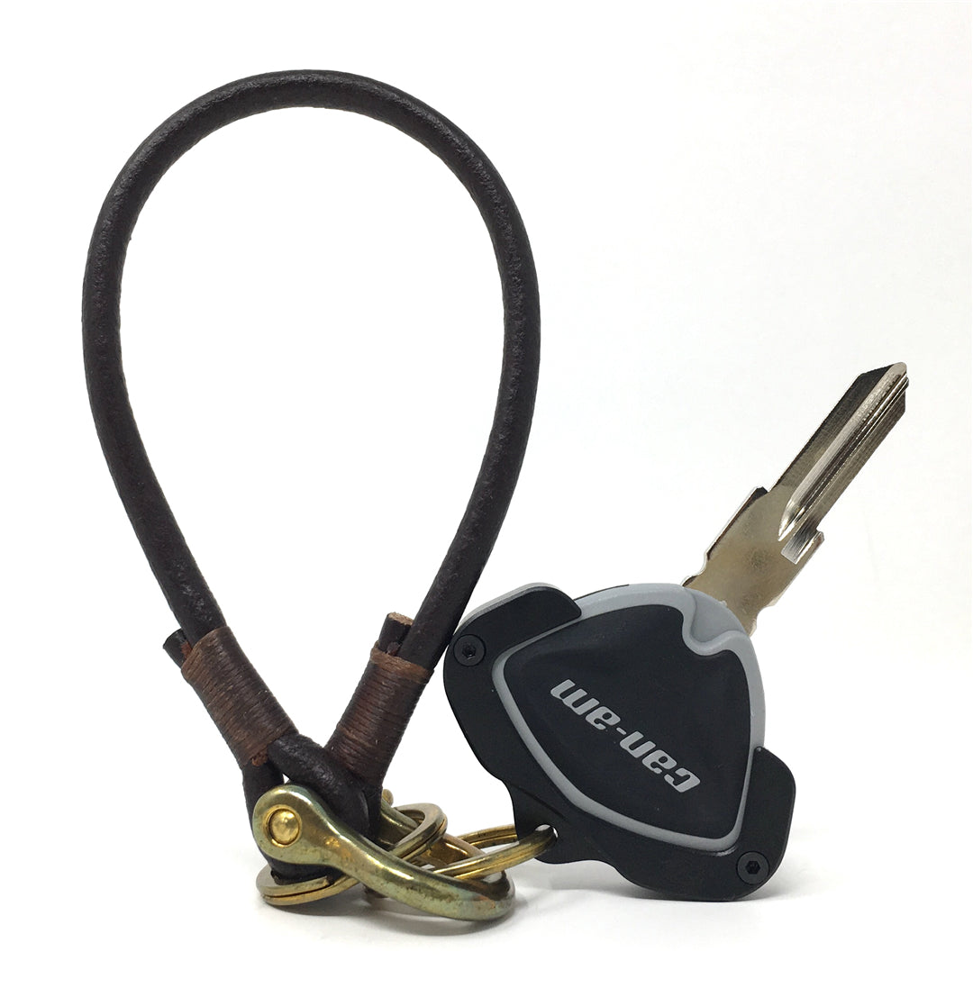Key Holder For CAN-AM Spyder with Leather rope