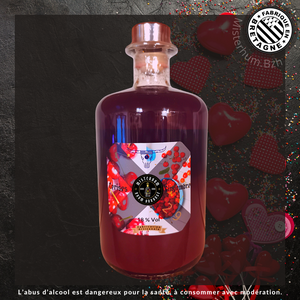 Fillette de Rhum coco vanille Bourbon 20% vol