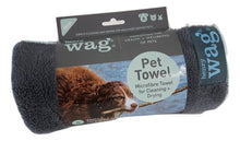 henrywag dog drying towel