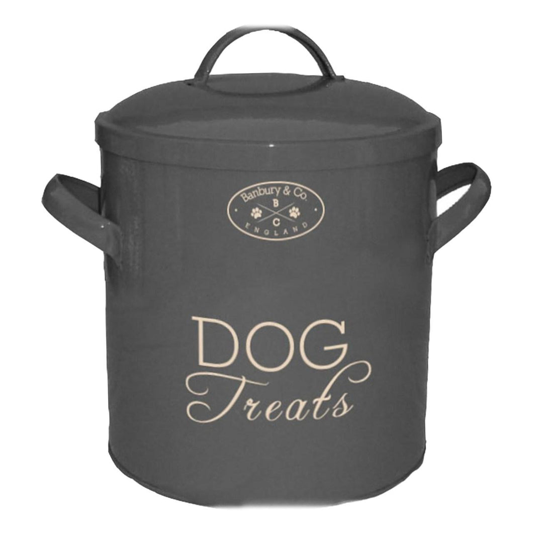 Banbury & Co Dog Storage Tin