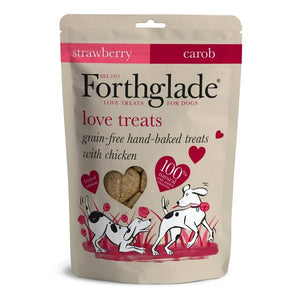 Forthglade Love Heart Dog Treats 150g