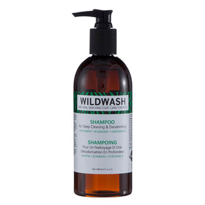 WildWash PRO Deep Cleaning and Deodorising Shampoo 300ml