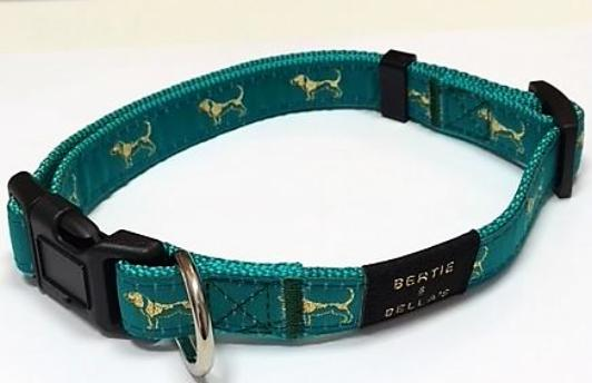 Bertie & Bella's Dog Collar