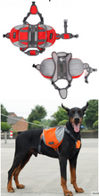 Harness Backpack Large Dogs