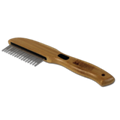 Rotating Pin Comb with 31 Rounded Pins
