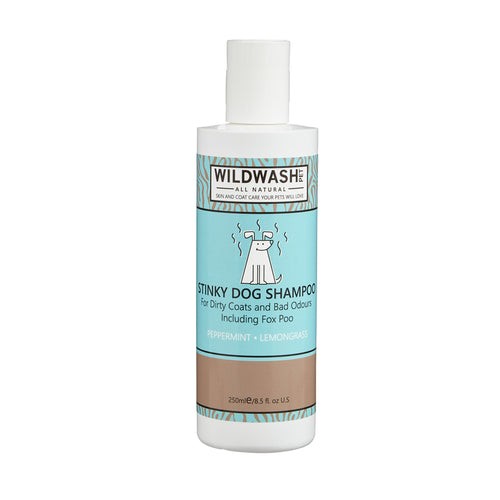 WildWash Stinky Dog Shampoo 250ml