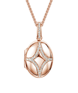 Designer Diamond Locket