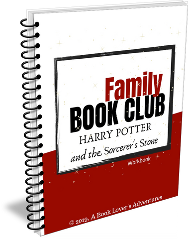 Harry Potter and the Sorcerer's Stone - Reading Guide & Activity Book