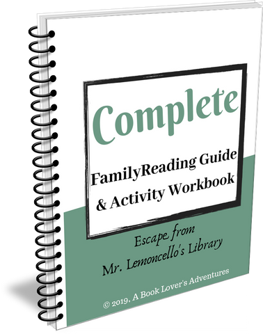 Escape From Mr. Lemoncello's Library - Reading Guide and Activity Book