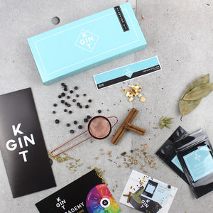 STANDARD - ARTISAN GIN MAKING KIT