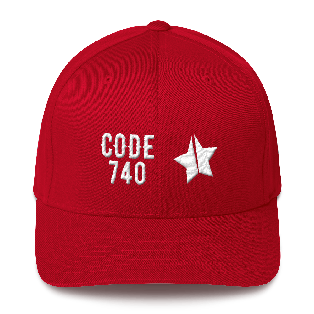 CODE 740 Tattered Star Cap