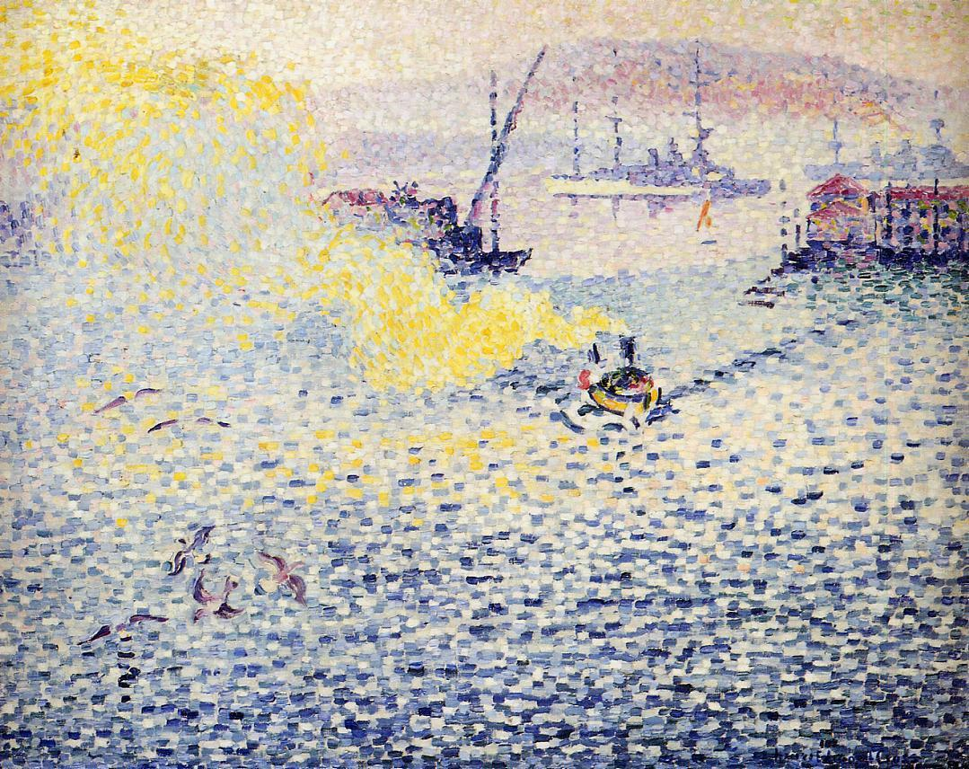 Henri Edmond Cross - Benjamin Jezequel Paris