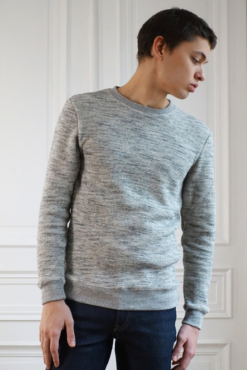 Sweat Mottled - Benjamin Jezequel Paris