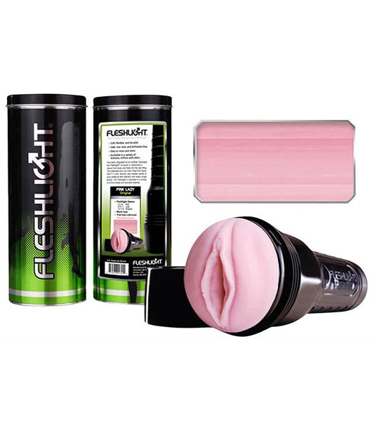 Pink Lady Original Masturbator - Fleshlight