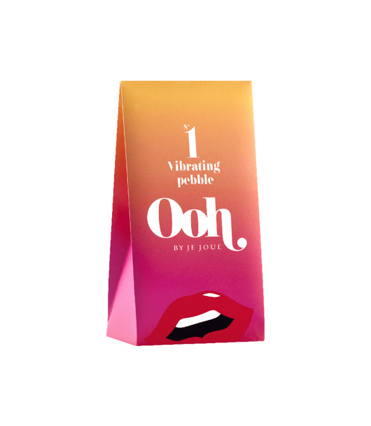 Vibrating Pebble Clitoral Vibrator - Ooh by Je Joue