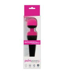 Palm Power Recharge Waterproof Massager - Swan