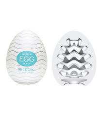 Easy Beat Eggs Masturbator 6 Pack - Tenga